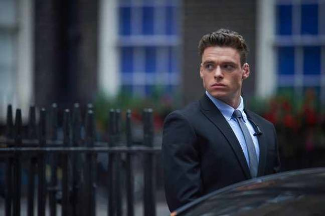 David Budd could have a new job in season two. (Credit: BBC/Bodyguard)