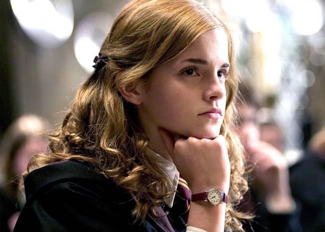 Emma Watson in Harry Potter (Credit: Warner Bros)