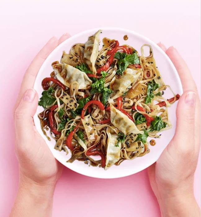Vigrant Vegan will send the winner their ready meals (Credit: Vibrant Vegan)