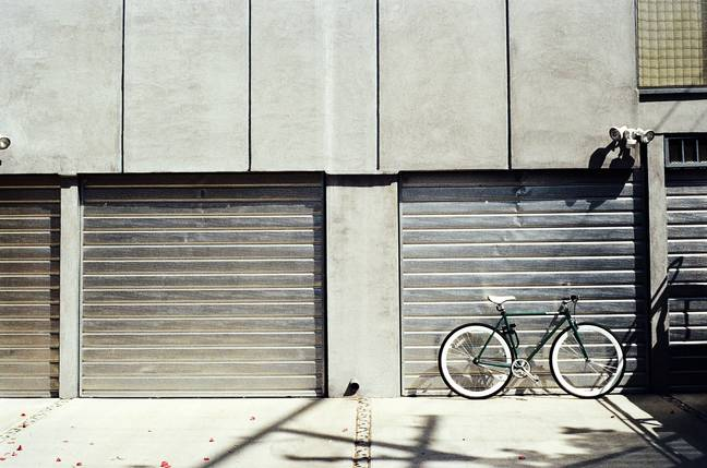 A similar amount of money can buy you a garage in London. Credit: Pixabay