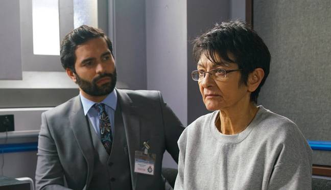 Yasmeen's suffering has demonstrated an all too real human experience (Credit: ITV)