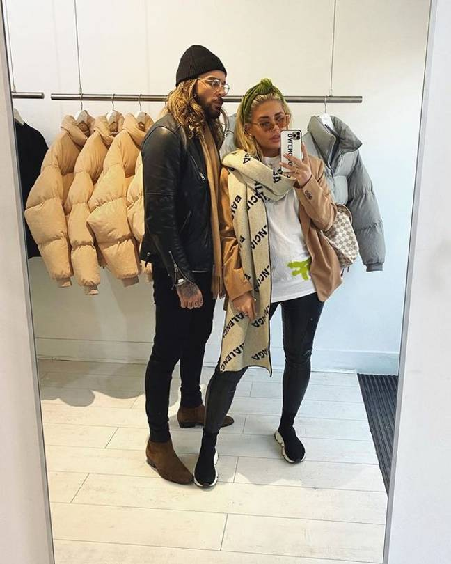 TOWIE's Pete Wicks and the potential Love Islander Alisha LeMay are best friends (Credit: Instagram/alishalemayx)