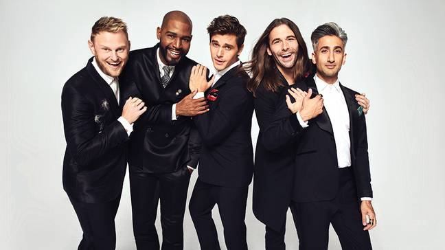 Queer Eye is available to watch on Netflix (Credit: Netflix)