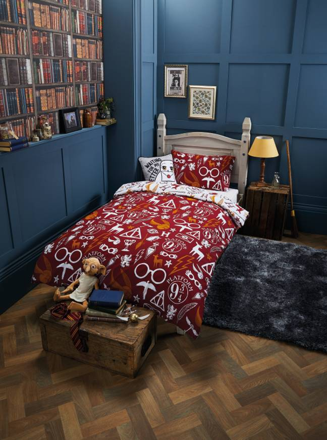 There's also some pretty cool bedding to nab (Credit: Aldi)
