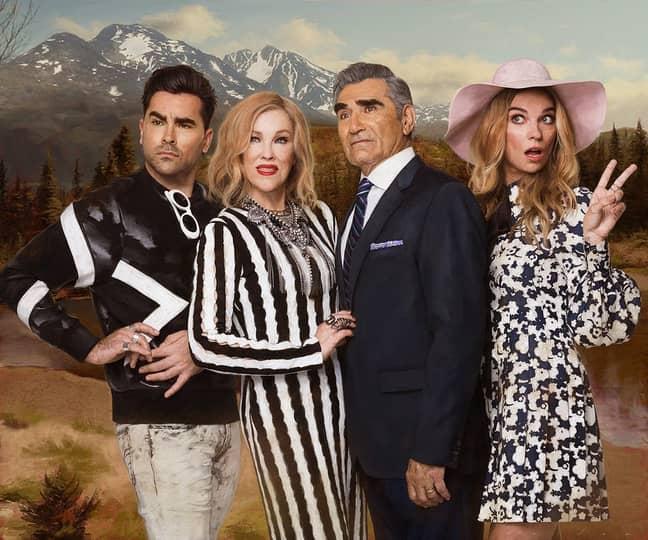 'Schitt's Creek' ran for six seasons (Credit: CBC)