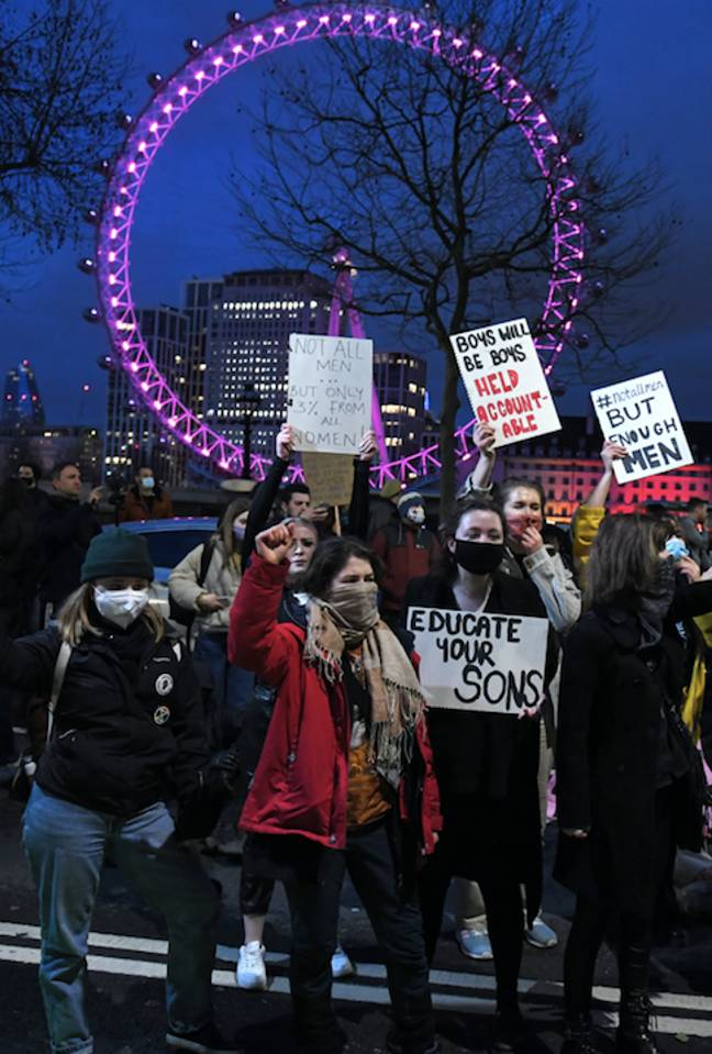 Protests are ongoing (Credit: Shutterstock)