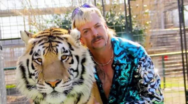 Joe Exotic was explored in Tiger King (Credit: Netflix)