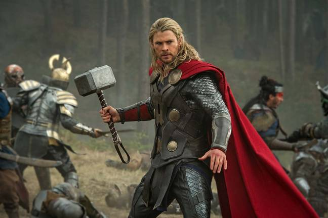 Chris will be joining Chris Hemsworth in the fourth Thor movie (Credit: Paramount)