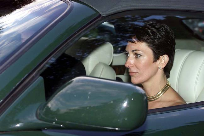 Ghislaine Maxwell was arrested in July this year (Credit: PA Images)