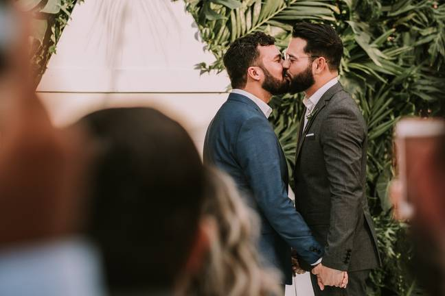 The Law Commission hopes the changes will make weddings more accessible (Credit: Pexels)