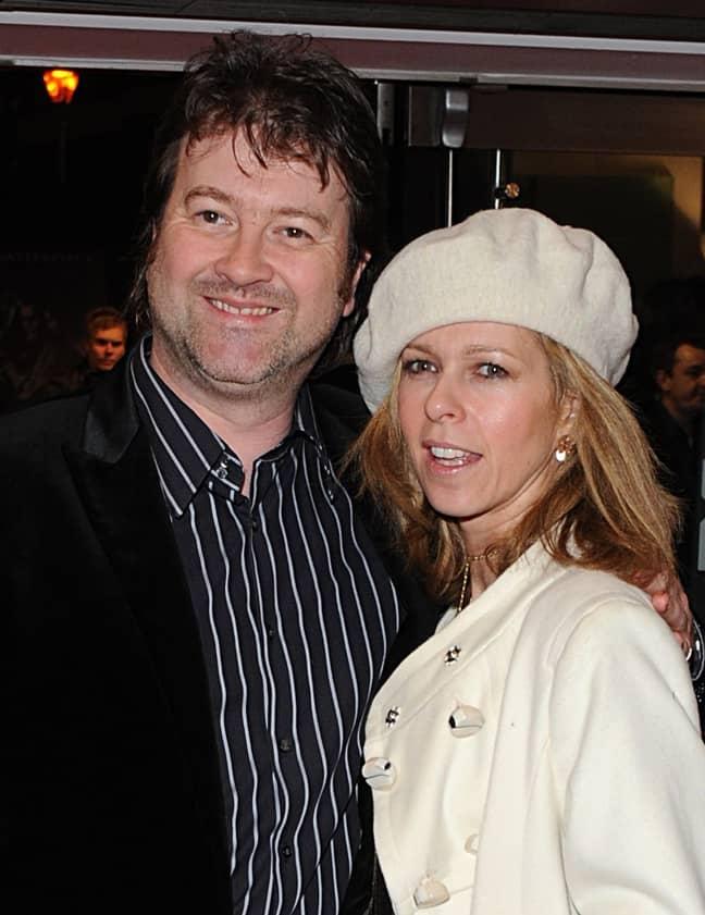 Kate and Derek in 2008 (Credit: PA)