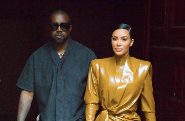 Kim and Kanye have been married since 2014 (Credit: PA)