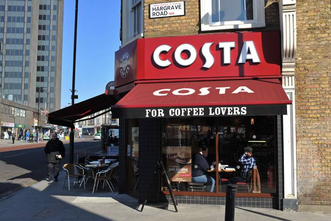 We're hitting Costa later this week (Credit: PA Images)