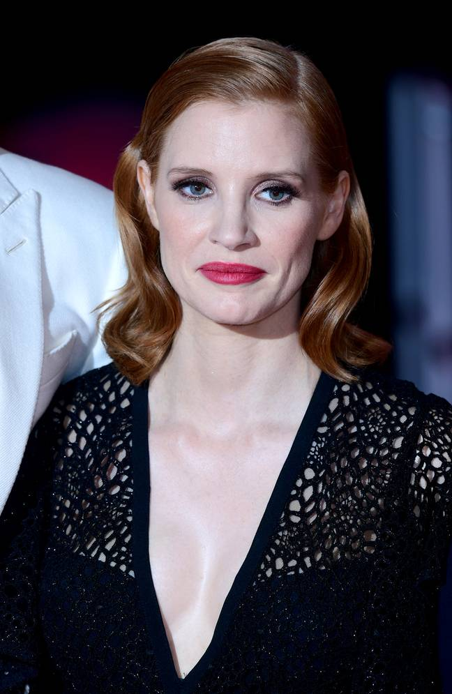 Jessica Chastain will depict xx (Credit: PA)
