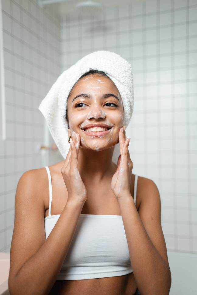 Retinol is thought to make our skin appear younger (Credit: Pexels)