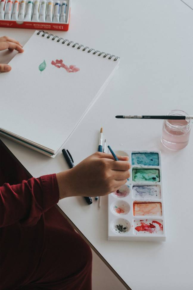 Lockdown allowed people to be more creative (Credit: Unsplash)