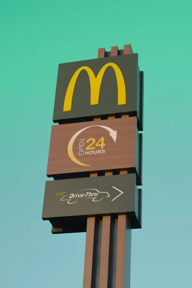 McDonald's will be open for delivery in 15 locations across the UK (Credit: Unsplash)