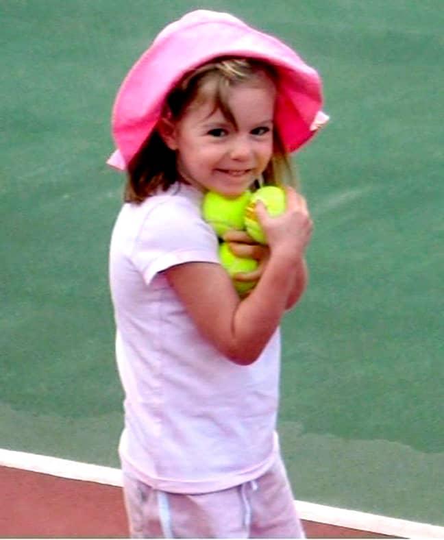 Madeleine McCann went missing in 2007 (Credit: PA)