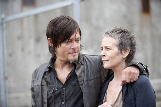 The two favourites Daryl and Carol will star in a spin-off (Credit: AMC)