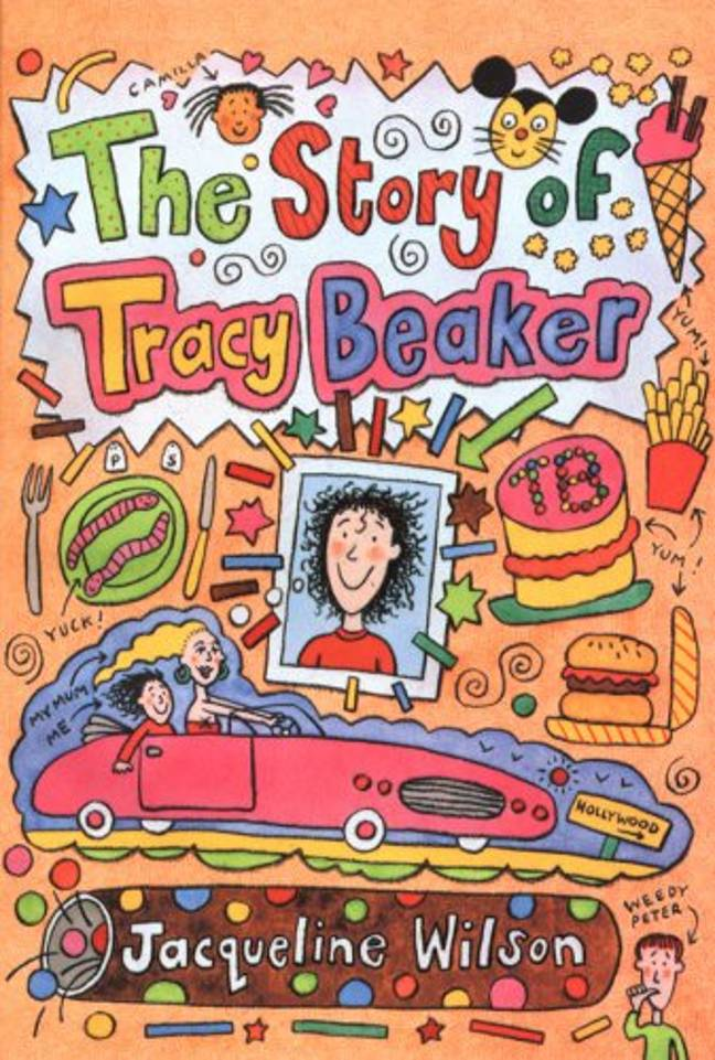 Where it all began - Jacqueline Wilson's book The Story of Tracy Beaker turns 30 in February (Credit: Random House/Yearling/Doubleday)