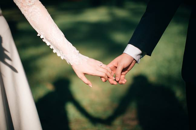 The Law Commission has suggested couples should be allowed to have greater choice over where they get married (Credit: Unsplash)