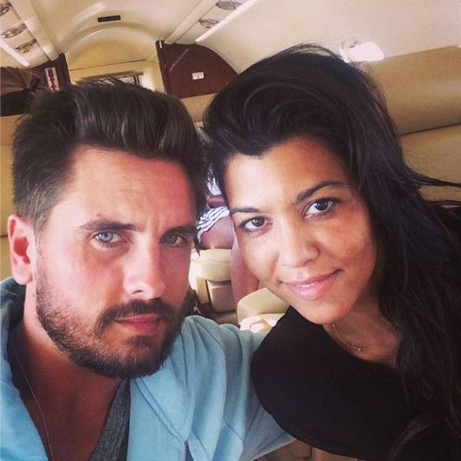 Scott and Kourt have been spending a lot of time together (Credit: Instagram)