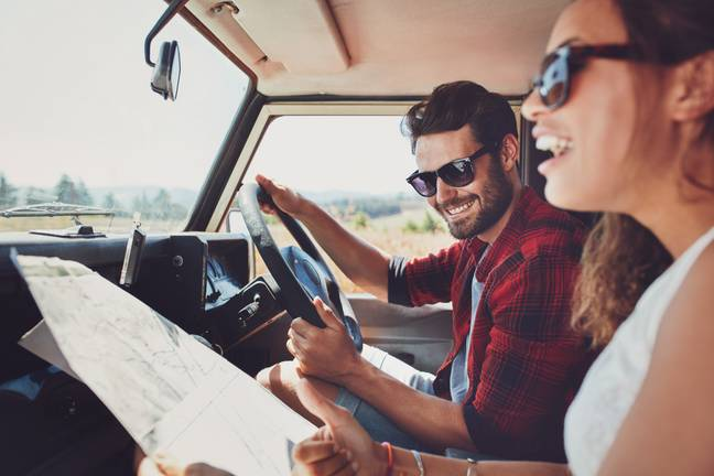 The woman then went on to explain that the ex asked her boyfriend to go on a road trip together (Credit: Shutterstock)