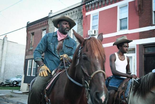 Idris Elba's Concrete Cowboy also features in the list (Credit: Netflix)
