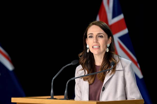 Prime Minister Jacinda Ardern has announced that all schools in New Zealand will offer free period products (Credit: PA)