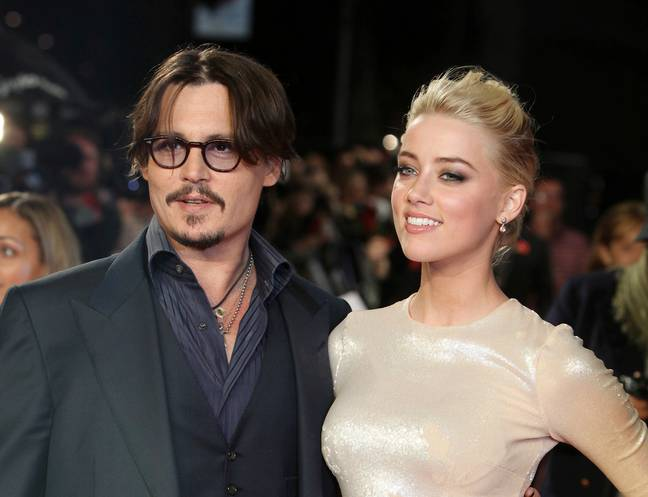 Heard accused Depp of martial abuse (Credit: PA)