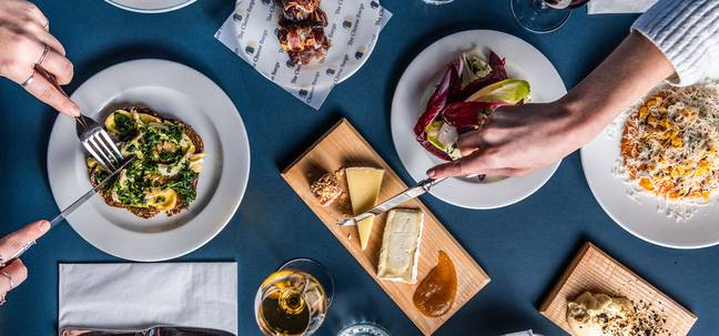 Expect to see delicious cheese-loaded British dishes served up (Credit: The Cheese Barge)