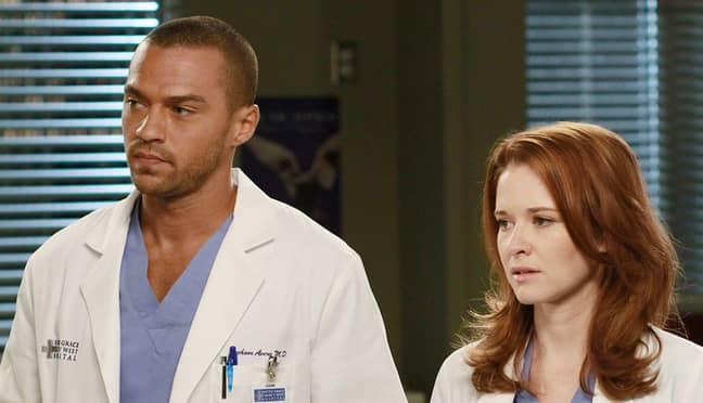 Jesse Williams has played Jackson since 2009 (Credit: ABC)