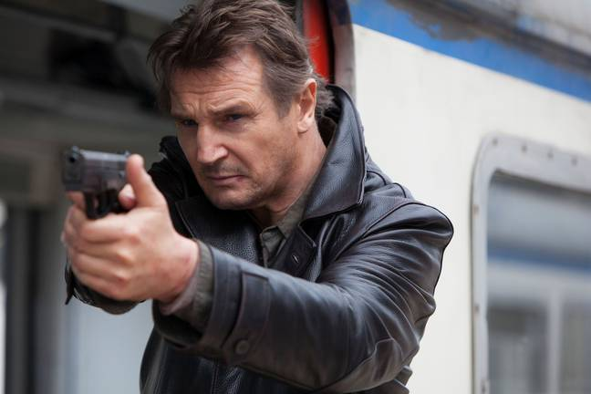 Liam Neeson was at the centre of controversy recently (Credit: M6 Films)