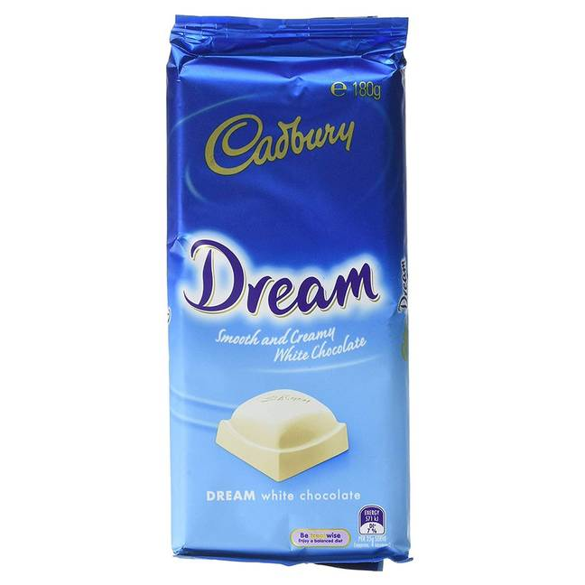 Cadbury Dream bars are being sold in B&M (Credit: Cadbury)