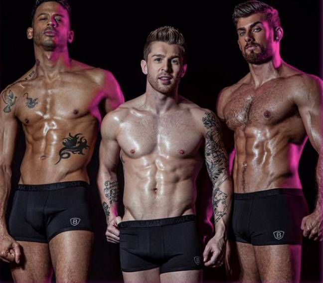 The Dreamboys are heading on tour in 2021 (Credit: Instagram - dreamboys)