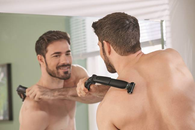 The Body Hair Trimmer costs £14.99. Credit: Lidl