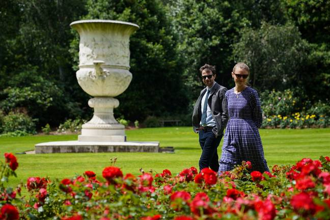 You can also take tours of the gardens (Credit: PA Images)