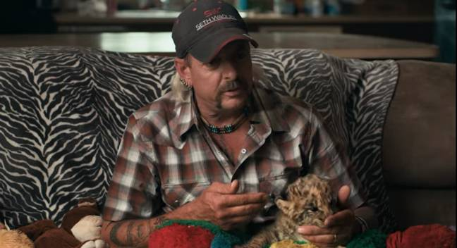 Joe Exotic is the star of Netflix's 'Tiger King' (Credit: Netflix)