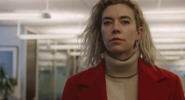Vanessa Kirby stars as a mourning mother in Pieces of a Woman (Credit: Netflix)