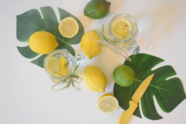 Frozen lemon and limes are easy to make (Credit: Unsplash)