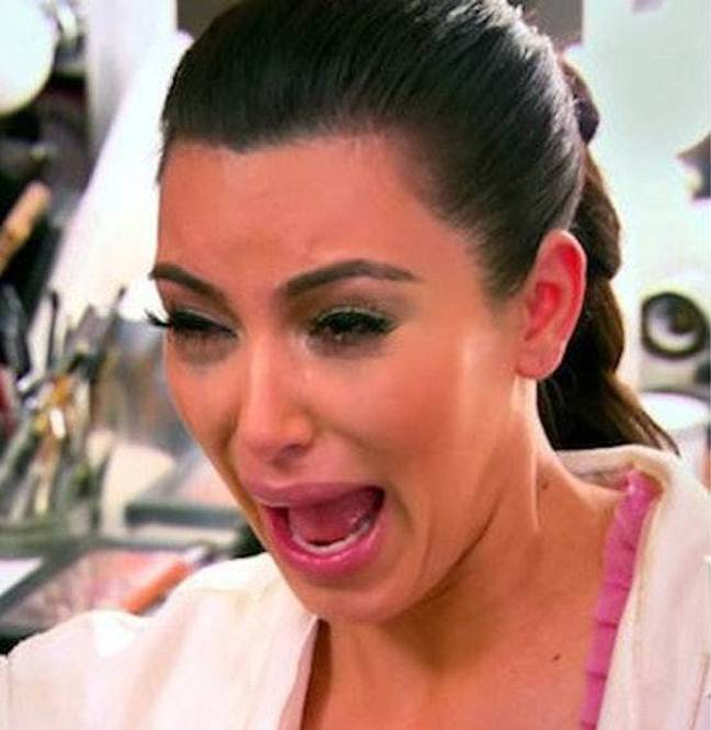 How we feel about The Kardashians ending (Credit: E!)