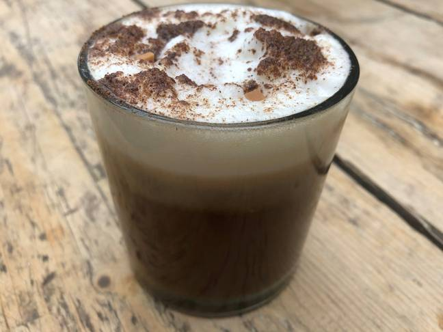 Celebrity chef Phil Vickery has created a recipe to make your own pumpkin spice latte at home (Credit: Phil Vickery)