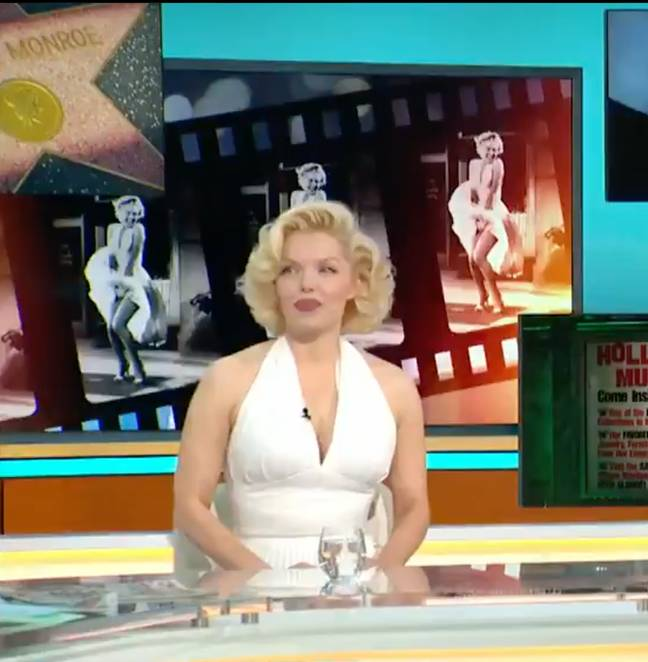 Suzie argued that Marilyn can't choose the way she's remembered (Credit: ITV)