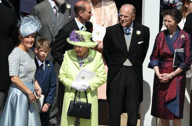 The Royal Family has since said they will deal with accusations levelled at them in the interview privately (Credit: PA Images)