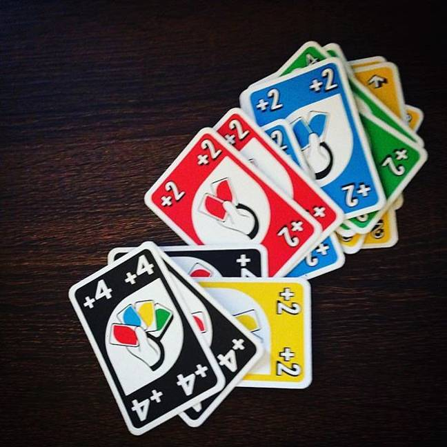 We've always known the rules of UNO were pretty divisive (Credit: UNO)