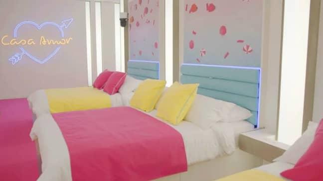 Casa Amor (Credit: ITV)
