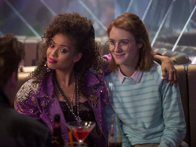 Black Mirror creator Charlie Brooker is working on something with Netflix (Credit: Netflix)