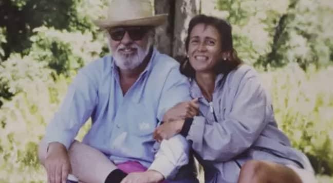 Maria Marta was found dead in her bathtub (Credit: Netflix)