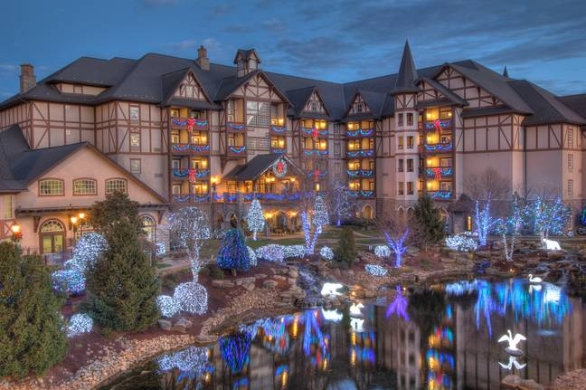 Credit: The Inn At Christmas Place
