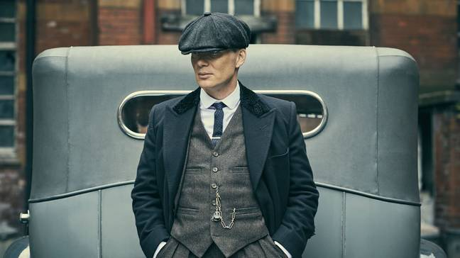 You could be standing next to Tommy Shelby himself (Credit: BBC)